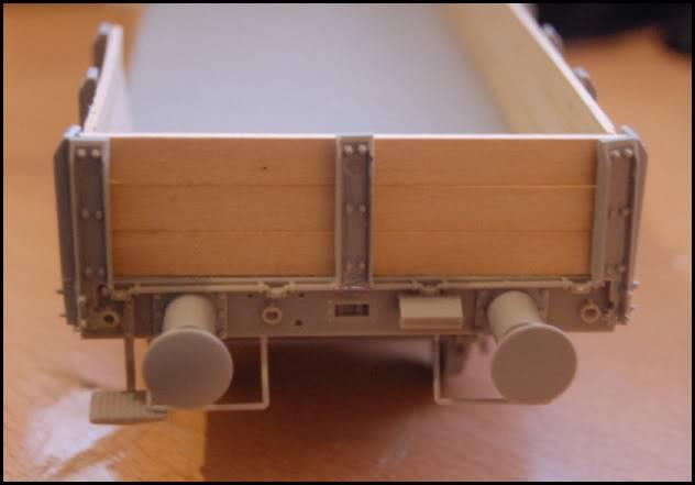 REICHSBAHN Drehschemelwagen der DR L050