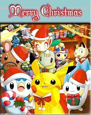 Feliz Natal! PokeChristmas