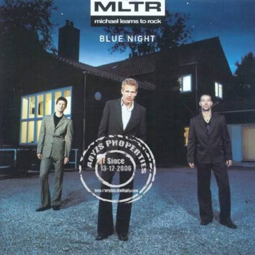 MP3 ALBUM: Michael Learns to Rock - Blue Night 2008 MLTR2000BlueNightFront