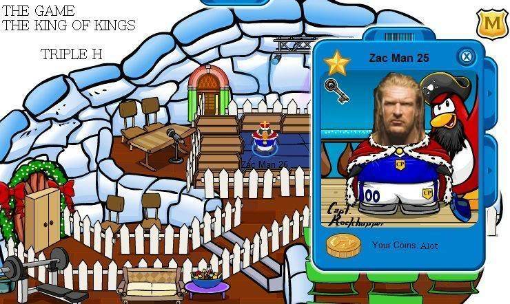 WPW Wrestlers!  POST YOUR Wrestler Picture from Club Penguin YABOIYAH