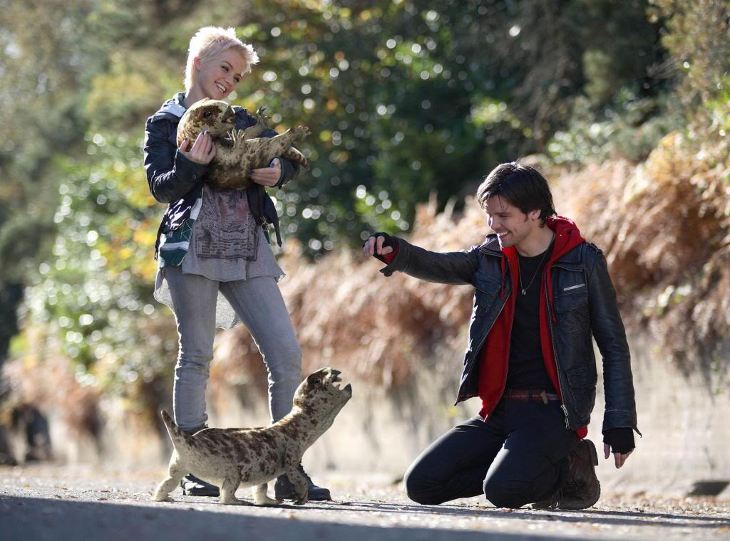 Abby et Connor Primeval_S3_284129
