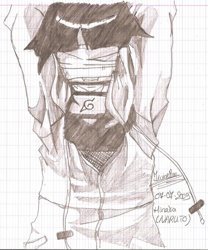 Dessins de KAIRI Hinatanaruto