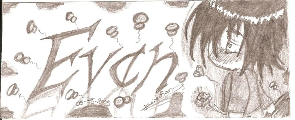 Dessins de KAIRI Myevansignpapierbyme