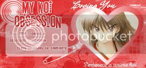 "Credenciales ""My Koi Obsession"" IDCandela-Inuyasha"