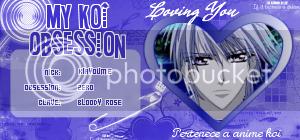 """Credenciales """"My Koi Obsession"""" IDKiayoume-Zero"""