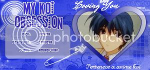 "Credenciales ""My Koi Obsession"" IDKoyita-Tomoya"