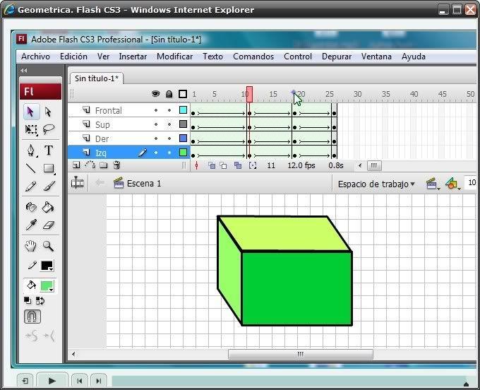 Curso Virtual de Adobe Flash CS3 (SPANISH) FlashCS34