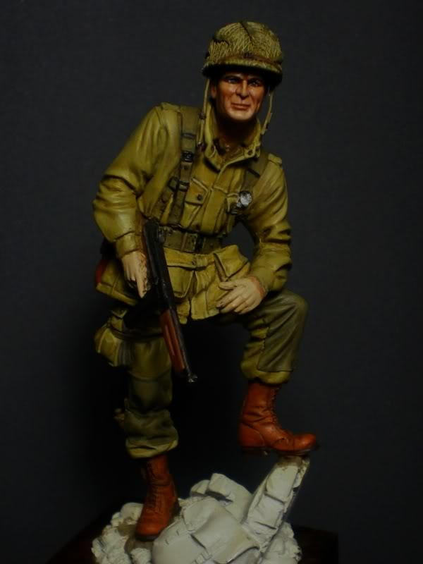 Lt Winters (75mm) Scale75 22