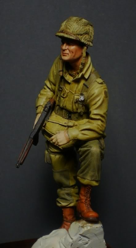 Lt Winters (75mm) Scale75 25