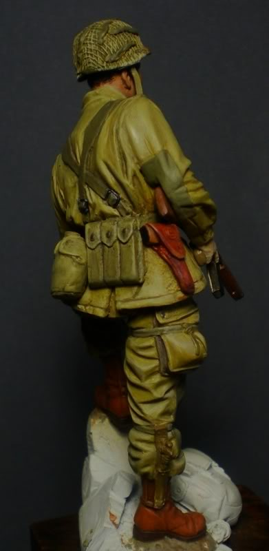 Lt Winters (75mm) Scale75 27