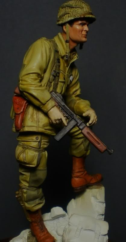 Lt Winters (75mm) Scale75 28