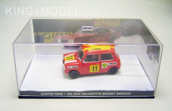 James Bond Car Collection DSC08120