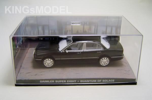 James Bond Car Collection DSC08124