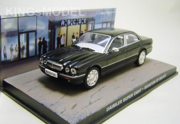 James Bond Car Collection DSC08126