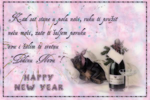 Sretna ti ova Godina Nova .... 8