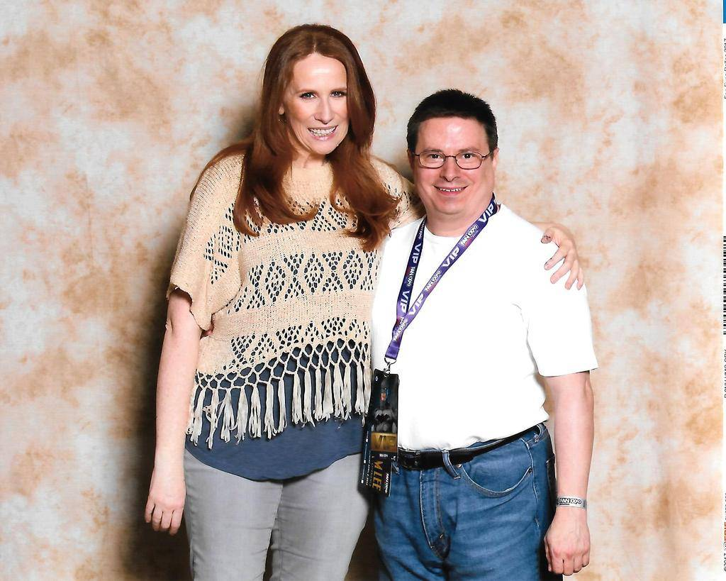 Doctor Who Celebrity Autographs and Photo Ops - Page 2 Donna%20Noble%20and%20Me_zps2odur9ky