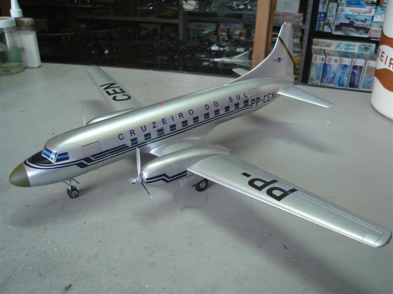 Convair 340 1/72 Proteus DSC09016Medium