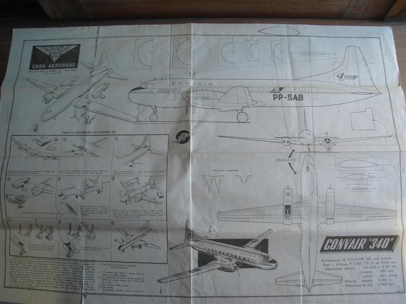 Convair 340 1/72 Proteus DSC09026Medium