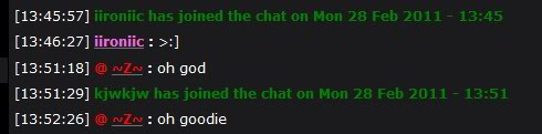 Chat Hall of Fame! - Page 7 Ohgoodie