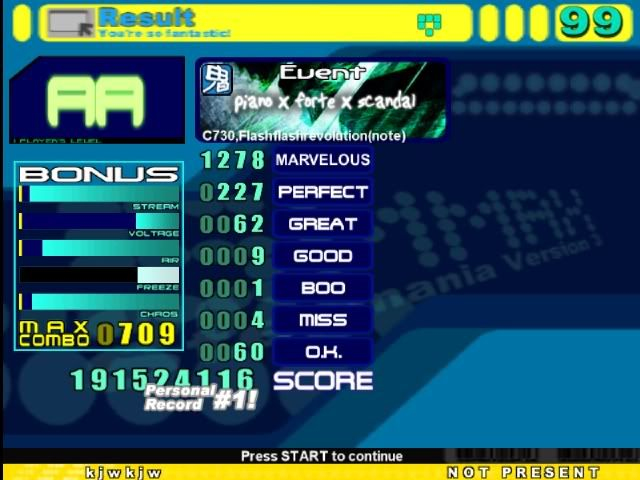 Post your Solo scores here! Screen00058
