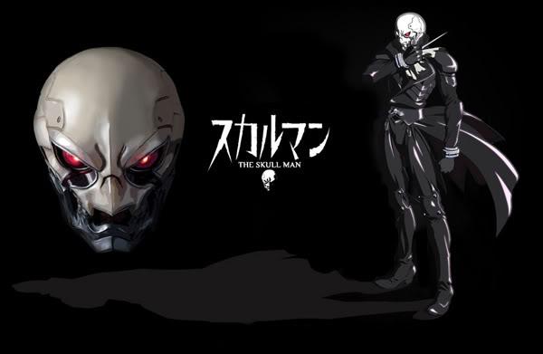 The Skull Man Skullman