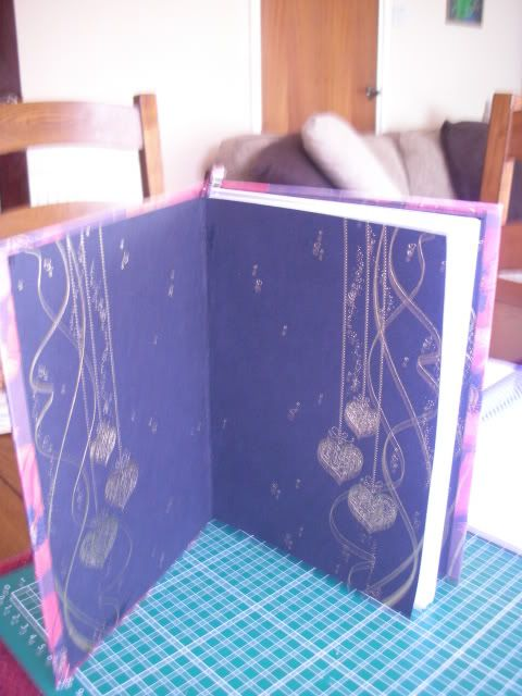RETREAT PROJECTS - BOOKBINDING 005-1