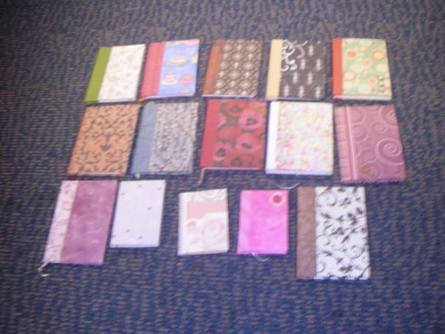 RETREAT PROJECTS - BOOKBINDING 039