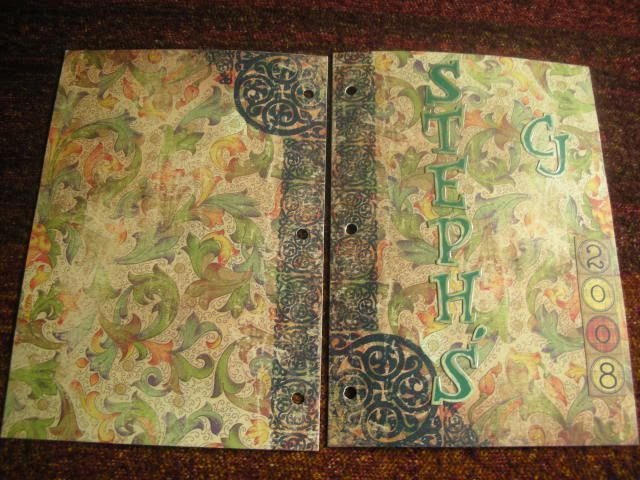 Steph's CJ - My Favourite Things CraftskidsfinishedCJ012