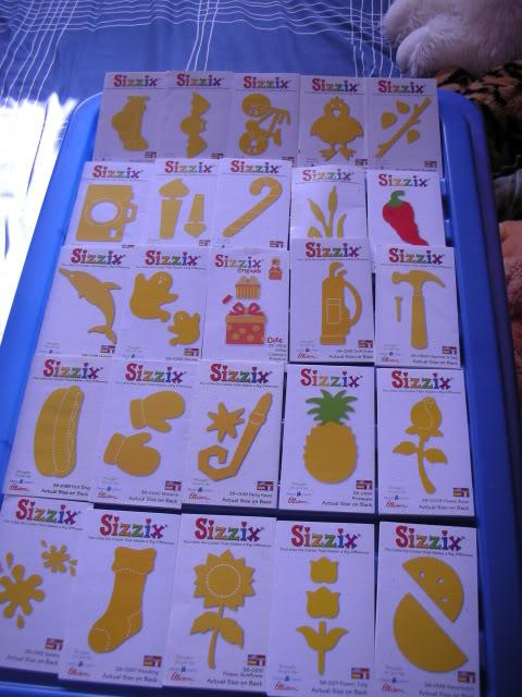 SIZZIX DIES FOR SALE EBayOct2011022