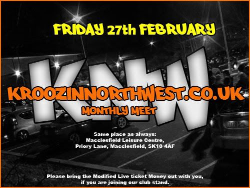Friday 27th Feb - KNW Monthly Meet 09* KNWFEB09