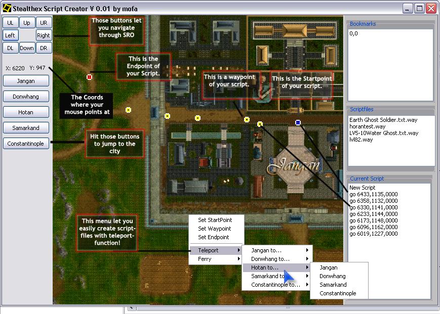 Stealthlite descarga y guia Stealthexscriptgeneratorscreen