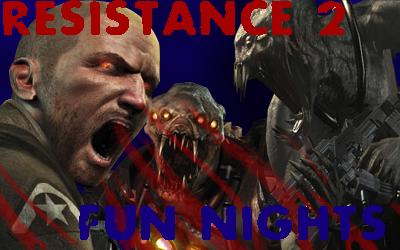 Resistance 2 Fun Nights! R2funights