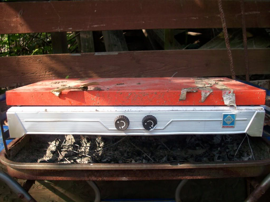 Camping Gaz cooker Cookingstove001