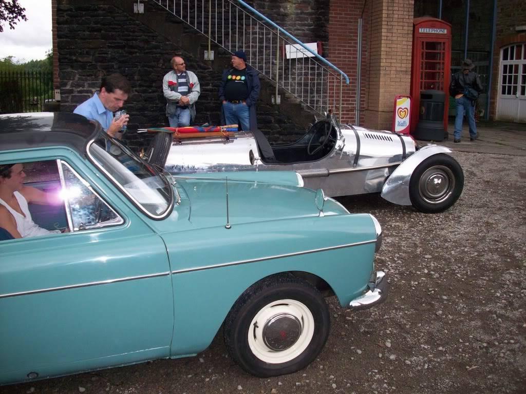 Ponty petrol heads show Rhonddaheritagepark033