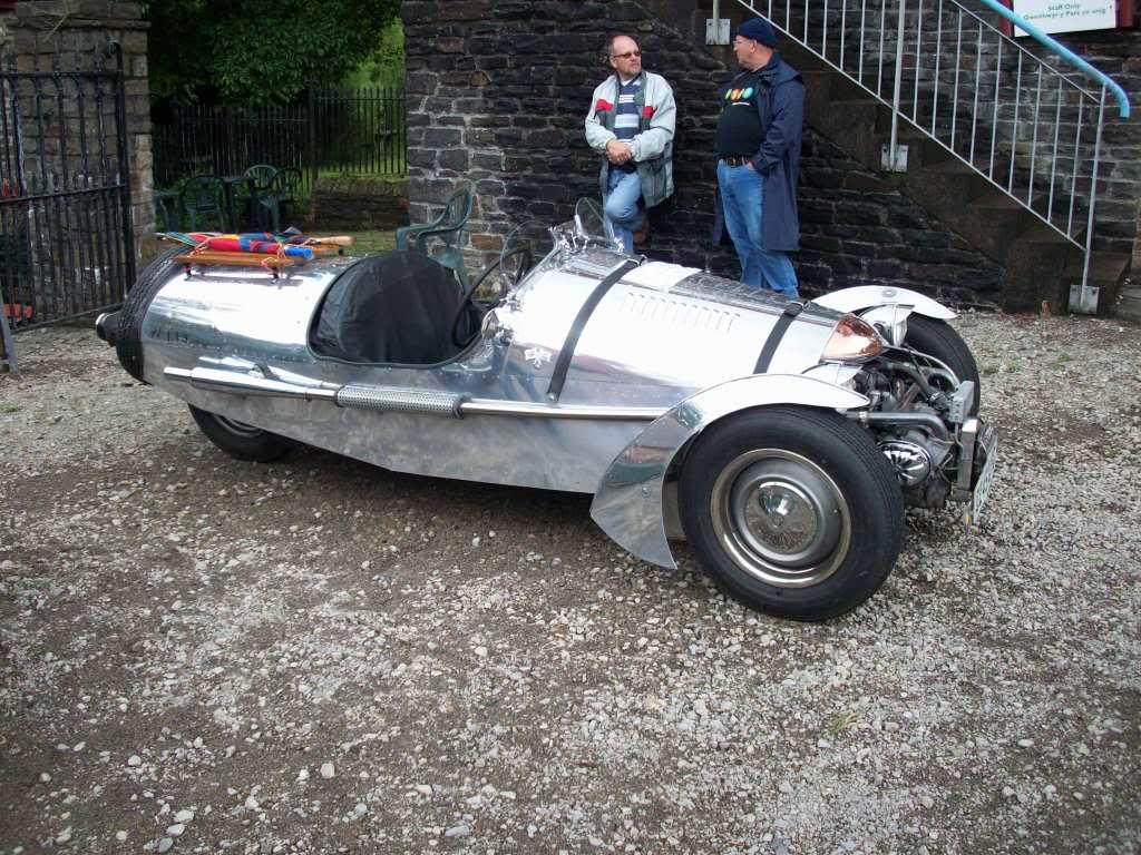 Ponty petrol heads show Rhonddaheritagepark034