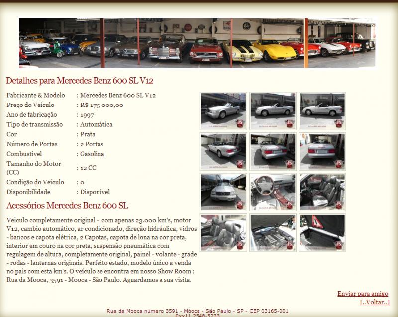 R129 SL600 1997 - R$ 175.000,00 SL600_zpse7f758c6