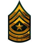 Sergeant Major E-9