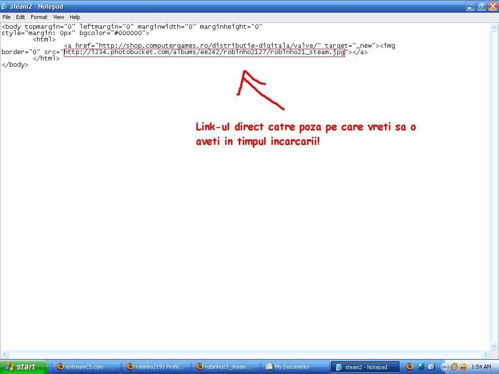 [TUORIAL]Modificare banner de incarcare (loading image)   Notepad