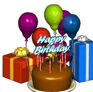 It's Ernie's Birthday HappyBirthday