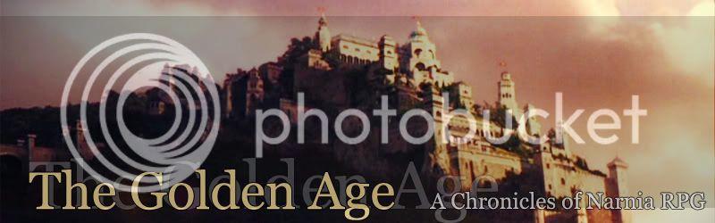 The Golden Age • Open voor alle Narnia karakters uit de Gouden eeuw Tgaban