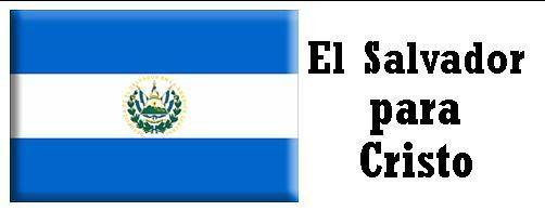 Las naciones para Cristo ElSalvador