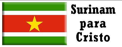 Las naciones para Cristo Surinam