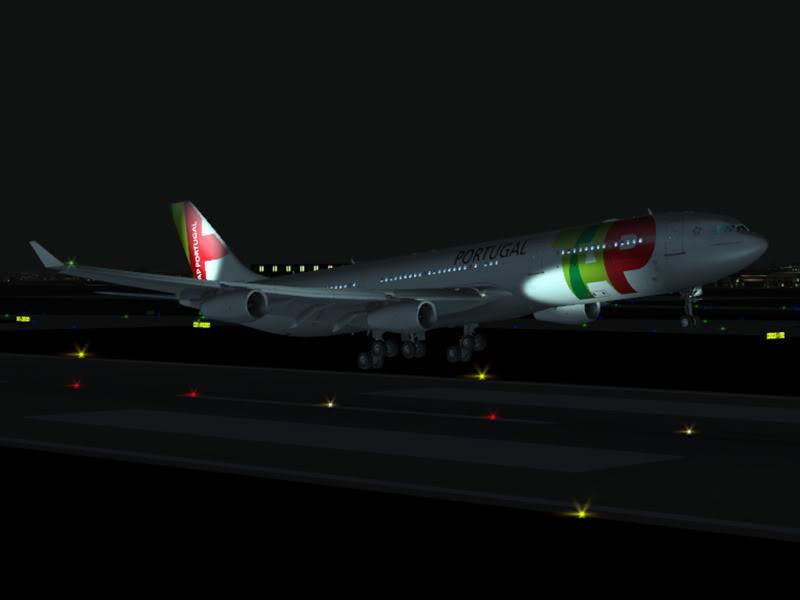 (FS9) São Paulo SBGR - FAJS Johannesburg JOAS