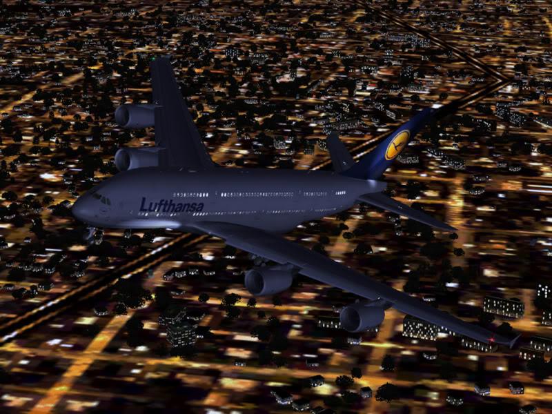 Nas asas da Virtual Varig Brasil KSFO-EDDF10