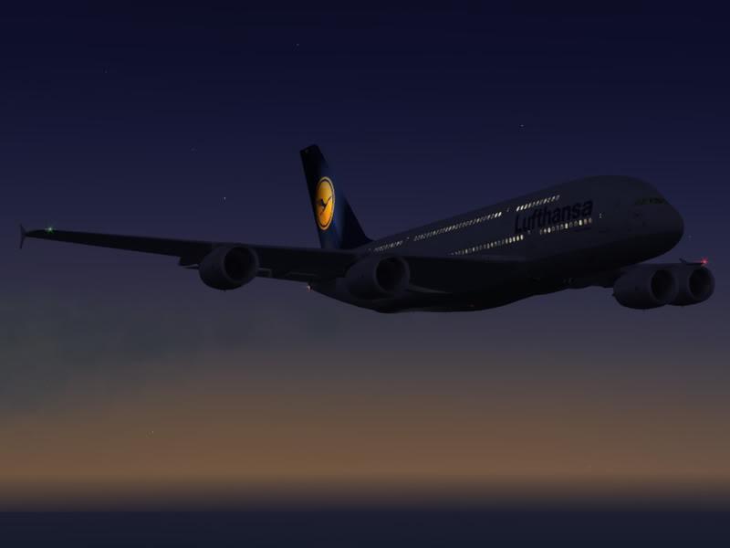 Nas asas da Virtual Varig Brasil KSFO-EDDF3