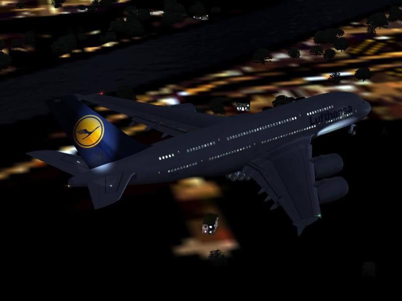 Nas asas da Virtual Varig Brasil KSFO-EDDF6