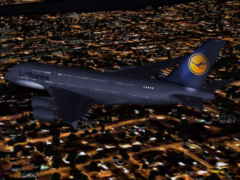 Nas asas da Virtual Varig Brasil KSFO-EDDF9