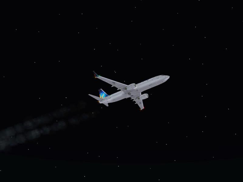 [VV World Tour'11] RPLL-WIII com o 737-800 Varig PERNA185