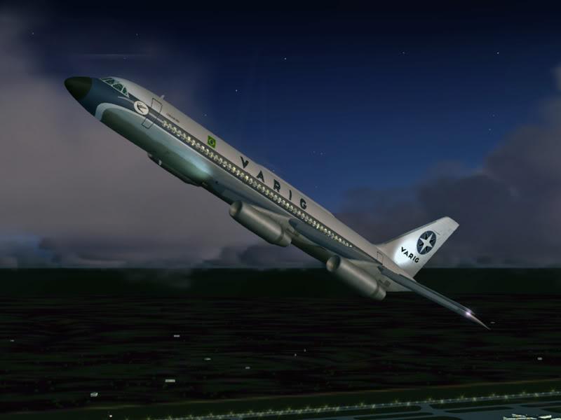 [VV World Tour'11] WIII-YPPH no Convair 990A PERNA194