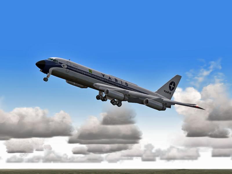 [VV World Tour'11] WIII-YPPH no Convair 990A PERNA199